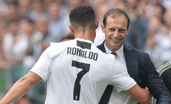 """Алегри: Кристиано заслужаваше """"Златната топка"""", сега я иска с Юве"""
