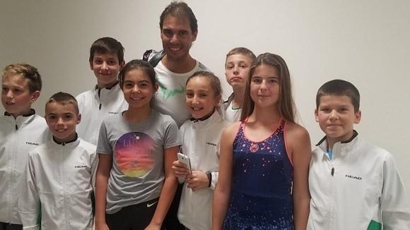 Страхотно представяне на българчетата на турнир в академията на Надал в Майорка