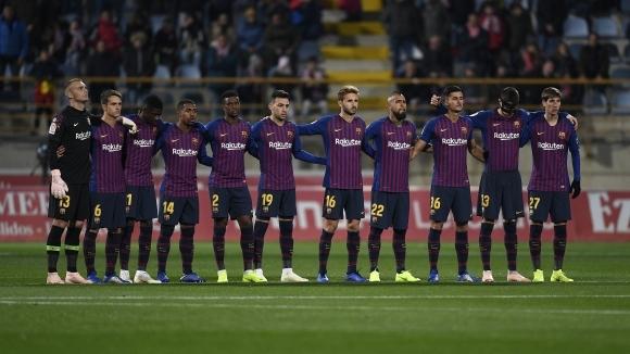 Регламентът за Купата на краля спира Реал Мадрид и Барса да хвърлят безброй юноши