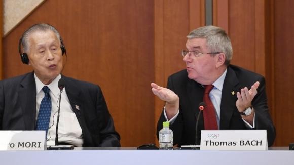 Томас Бах: Никой град не е бил толкова готов за олимпийски игри, колкото е Токио