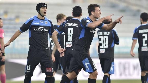 Страхотен мач за Новара прати тима срещу Лацио за Купата