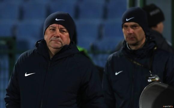 Левски поздрави Славиша Стоянович