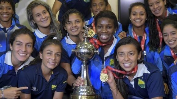 Носителят на Копа Либертадорес при жените няма да получи наградния си фонд заради мъжкия тим