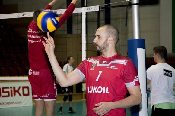 Георги Братоев: Първа победа за мен на терена