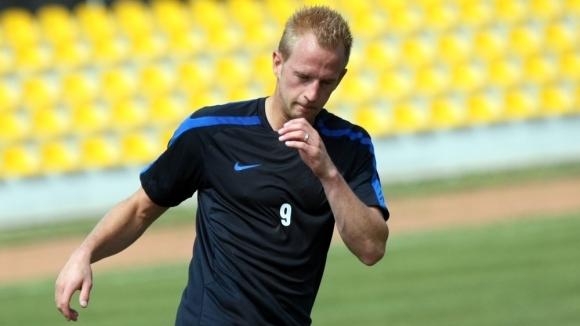 Бивш нападател на Левски слага край на кариерата си