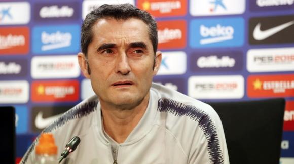 Валверде преди дербито: Треньорството е неблагодарна професия