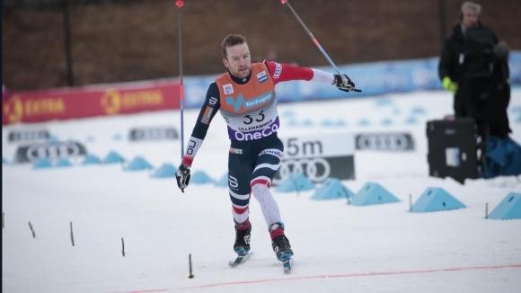 Шюр Рьоте с втора победа за сезона в Световна купа по ски бягане