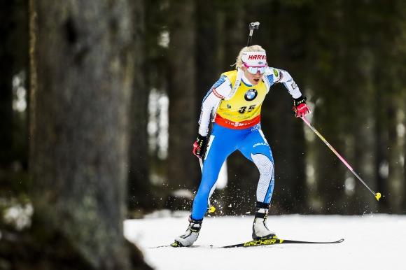 Макарайнен спечели първия спринт за сезона от СК, Емилия Йорданова 34-а