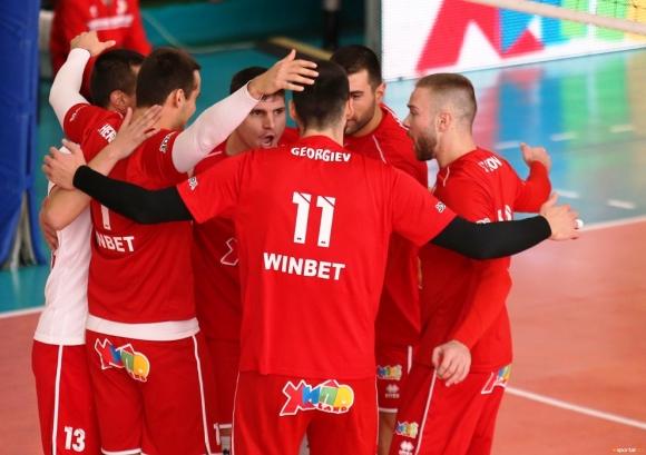 ЦСКА с 6-а поредна победа в Суперлигата