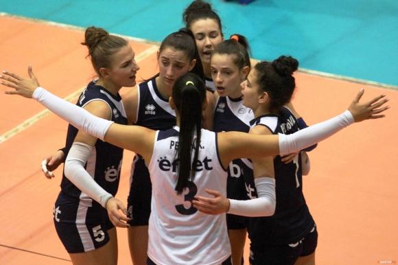 Левски с трета победа в женското първенство