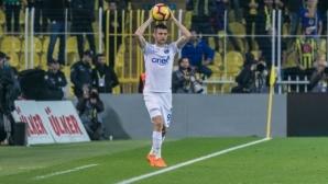 Страхил Попов: Може да съжалявяме, че не победихме Фенербахче