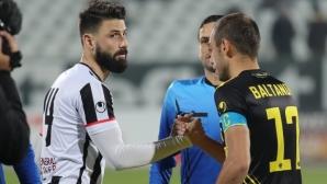 Димитър Илиев: Настроението е ужасно, комплименти за уникалния гол на Неделев