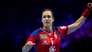 """Сърбия спечели първото място в група """"А"""" на Европейското по хандбал за жени"""