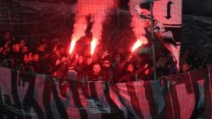 14 задържани след дербито Локо Пд - Ботев