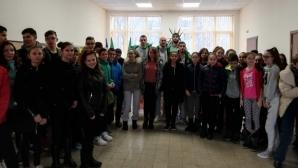 Балкан на гости в ботевградска гимназия