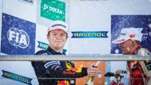 Талантът на Ред Бул Дан Тиктъм със сезон в Супер Формула през 2019