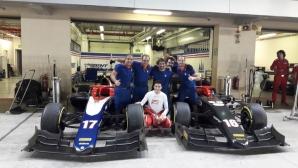 Протежето на Ферари Жан Алези ще кара във Формула 2 през 2019