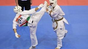 Четирима българи са на полуфинал на СП по карате киокушин