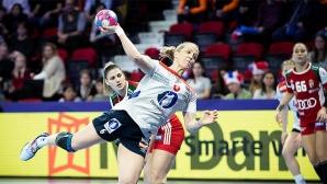 Норвегия и Германия стартираха с победи във втората групова фаза на ЕП по хандбал
