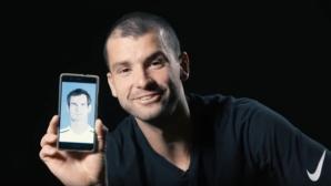 Вижте как изглеждат Григор Джокович и Анди Надал (видео)