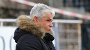 Стойчо Стоев: Няма да има мащабна селекция, но ще вдигнем нивото (видео)