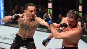Халауей преби Ортега и даде заявка за легендарен статут на UFC 231 (видео)