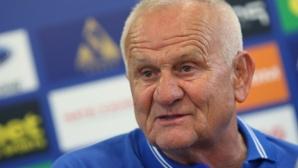 Люпко Петрович ще пътува с ЦСКА-София за Испания