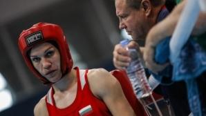 Станимира Петрова: На профиринга е по-лесно от аматьорския бокс
