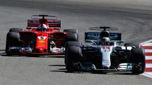 Фетел: Ферари имат недостиг на темпо в твърде много състезания