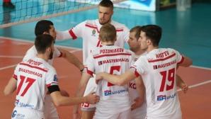 Шампионът срази вицешампиона в дебюта на Теодор Тодоров