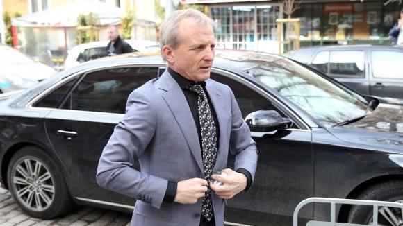 """""""Червените"""" честитиха рождения ден на Гриша Ганчев"""
