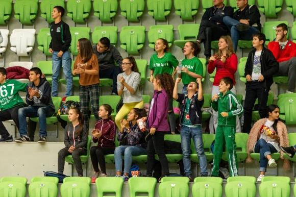 БК Балкан обяви свободен вход за ученици за мача с Алба Фехервар