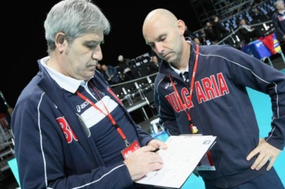 Бивш треньор на България застана начело на Лубе
