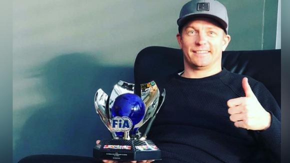 Кими Райконен с коментар за наградите на ФИА