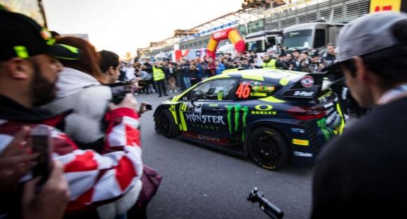 Роси сложи край на състезателния сезон с победата на рали Монца