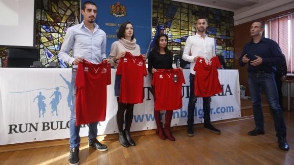 Най-силните бегачи на България са Митко Ценов, Иво Балабанов, Маринела Нинева и Милица Мирчева