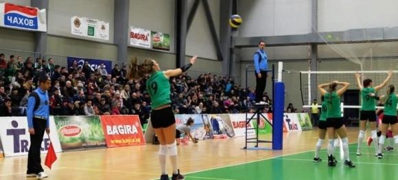Волейболистките на Берое с победа над Левски