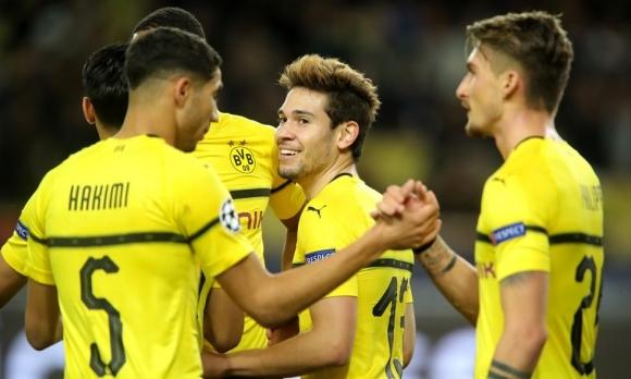Резервите на Борусия (Д) спечелиха първото място в групата