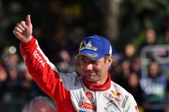 Себастиен Льоб се завръща във WRC