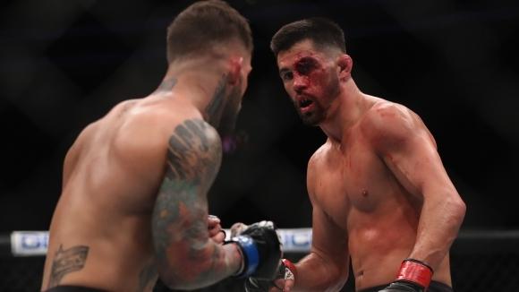 Поредна контузия възпира завръщане на бивш шампион на UFC 233?
