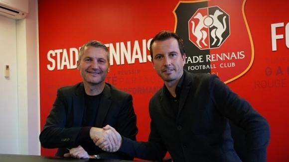 Рен назначи нов треньор