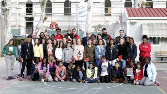 Везенков с нова благотворителна инициатива в Гърция