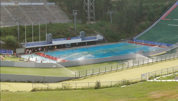 Два старта от Световната купа по ски-скок пренасрочени за февруари