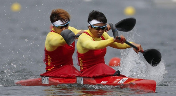 Две китайски кануистки бяха наказани заради употреба на допинг