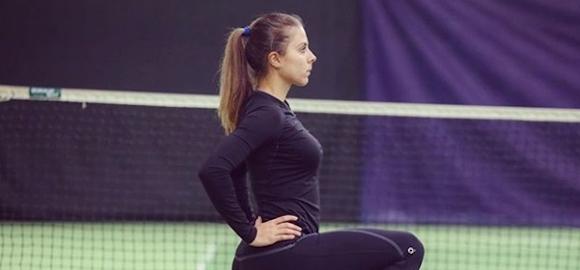 Виктория Томова за трета година с финансиране от ITF