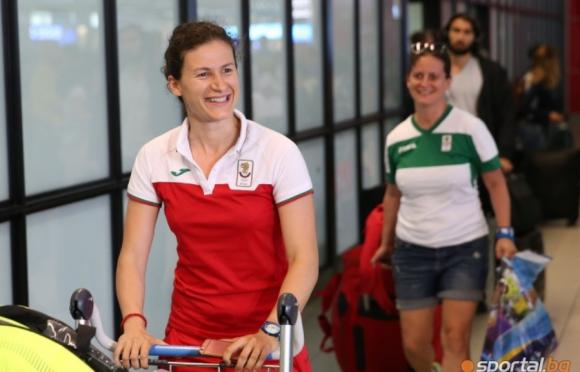 Линда Зечири крачи смело напред на турнира в Милано