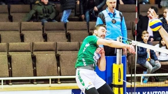 Велизар Чернокожев: Загубата в Пазарджик ни мотивира да покажем...