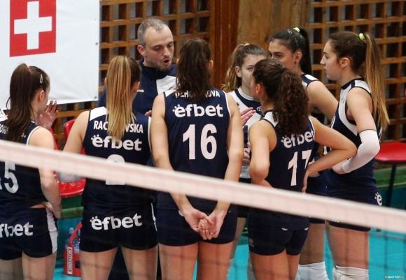 Радослав Бакърджиев: Направихме минимум грешки и с това превъзхождахме...