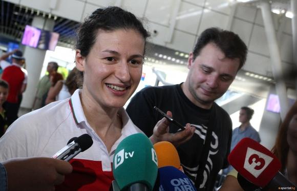 Линда Зечири остана на трето място в Милано