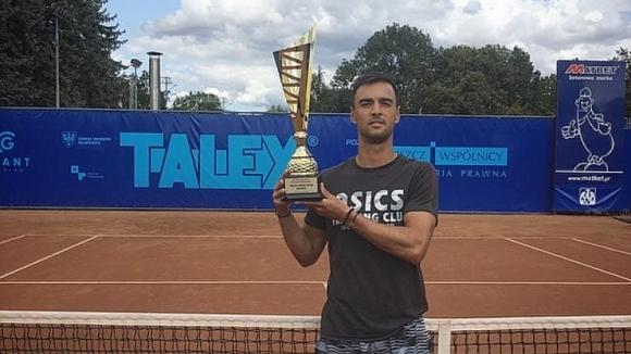 Кузманов пети в новата ранглиста на ITF